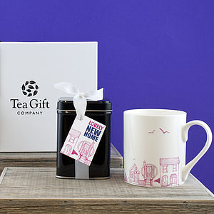 Housewarming Tea Gift Set - food & drink gifts