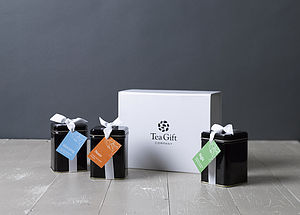 A Tea Lovers Dream Gift Set - food & drink gifts