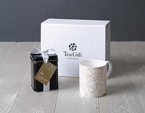 The Champagne Of Teas Gift Set - tea & infusions