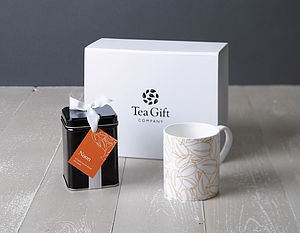 Afternoon Tea Gift Set - teas, coffees & infusions