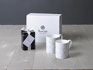Tea For Two, Two For Tea Gift Set - food & drink gifts