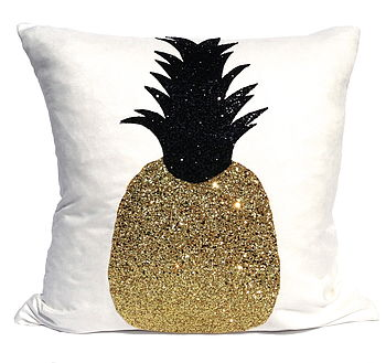 Pineapple Glory Cushion