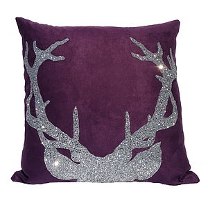 The Deer, Luxury Cushion