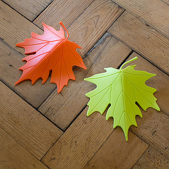 Autumn Leaf Doorstop