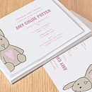12 Christening /Baptism Invitations