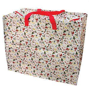 Perfect Christmas Storage Bags - children's room