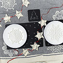 Christmas Chalkboard Placemats