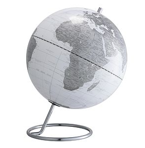 World Map Globe