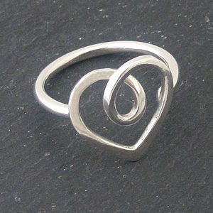 Eternal Heart Ring - rings