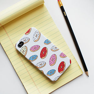 Doughnut Case For iPhone