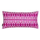 Huts Rectangle Cushion