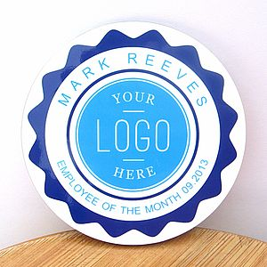 Personalised Corporate Drinks Coaster - personalised