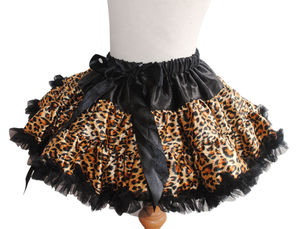 Leopard Print Pettiskirt - pretend play & dressing up