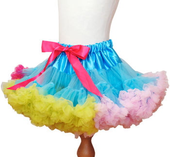Tropical Pettiskirt