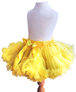 Sunshine Pettiskirt - fancy dress