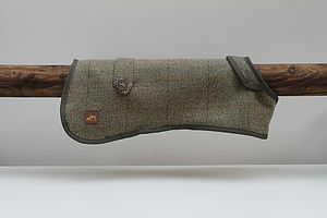 Country Canine Tweed Dog Coat