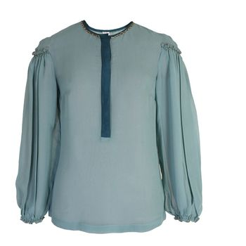 Yevo Coast Blue Top