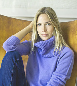 Chunky Knit Crew With Separate Roll Neck - jumpers & cardigans