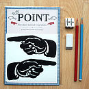 To The Point Wall Stickers