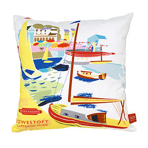 Seaside Cushion - cushions