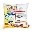 Thumb lowestoft cushion