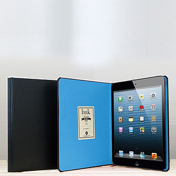 Slim iPad Mini Case | Artisan Book Bound