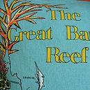 Vintage Great Barrier Reef