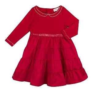 French Design Classic Ballerina Dress - clothing