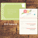 Lacey Love Wedding Invitation