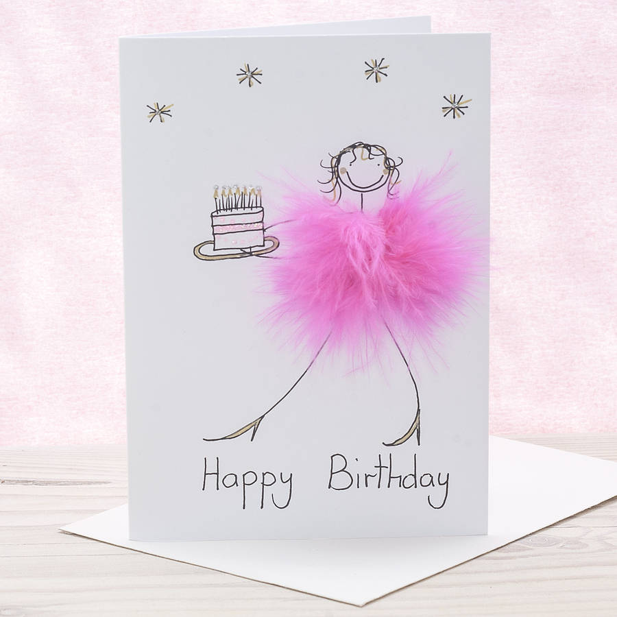 Happy Birthday Homemade Cards gangcraftnet – Beautiful Happy Birthday Cards
