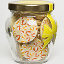 Beachball Chocolate Buttons
