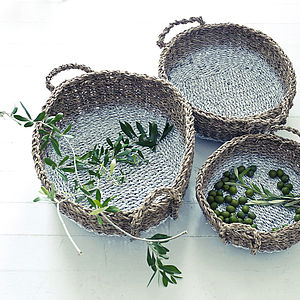 Heath Dipped Baskets
