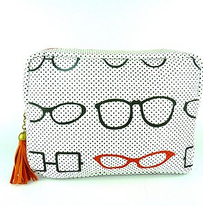 Eye Spy Large Cosmetic Bag   More Designs