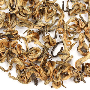 Yunnan Golden Curls Artisan Tea