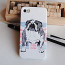 British Bulldog Phone Case