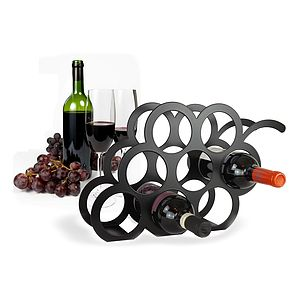 Grape Wine Rack - kitchen