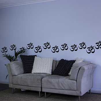 Om Symbol Decal Pack