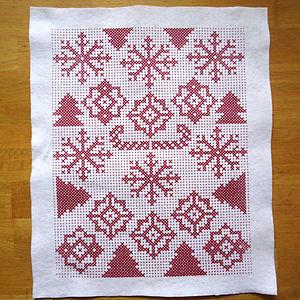 Christmas Stitch Advent Calendar