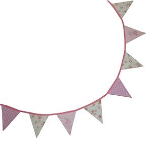 Ballerina Bunting - shop by price