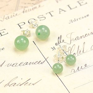 Aventurine Earrings - earrings