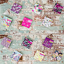 Pattern Card Collection