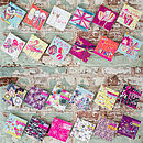 Illustration & Pattern Card Collections