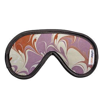 Phoenix Lavender Filled Silk Eye Mask