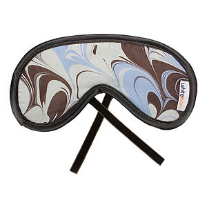 Rhodes Lavender Filled Silk Eye Mask - gift sets