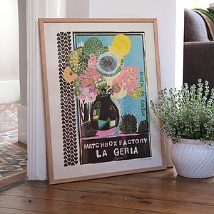 Jardin De Cactus - contemporary art
