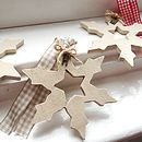Snowflake with 'Snowy Day Grey' Gingham Ribbon