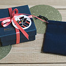 Milly's Cottage gift box and pouch