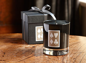 Ginger Scented Candle - votives & tea light holders