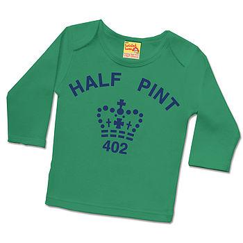 Half Pint Baby & Child's Long Sleeve T-Shirts