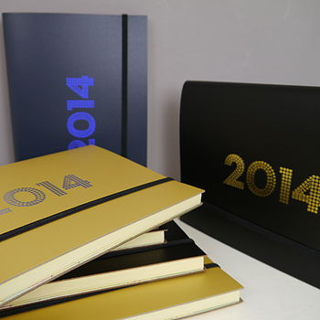 2014 Leather Diary A5 Size